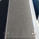 dock ramp grating