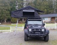 Custom-Roof-rack-bumper-Tent